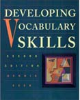 Developing Vocabulary Skills