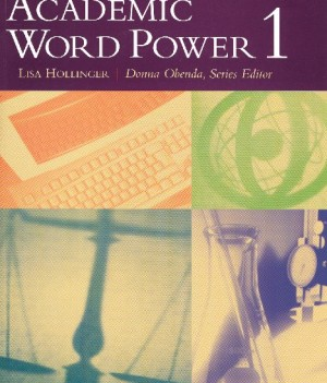 Academic Word Power 1 | Book 1 (144 pp)