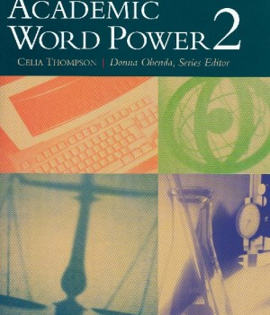 Academic Word Power 2 | Book 2 (144 pp)