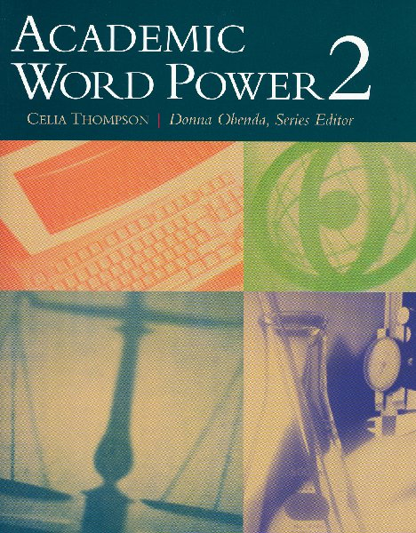 Academic Word Power 2 | Book 2 (144 pp)