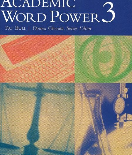 Academic Word Power 3 | Book 3 (144 pp)
