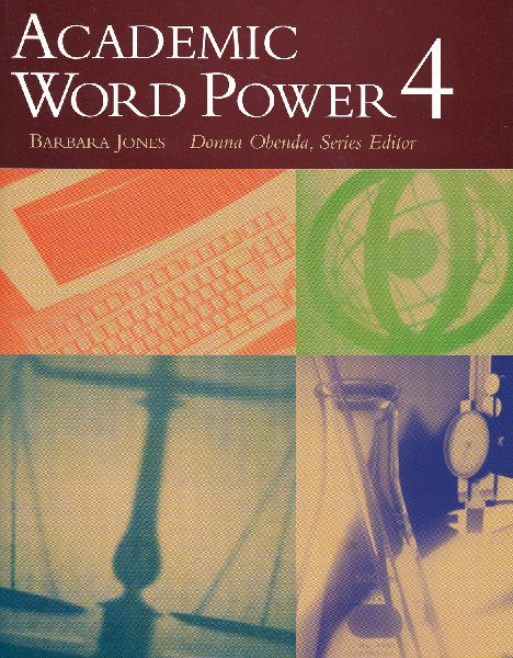 Academic Word Power 4   Book 4 (144 pp)