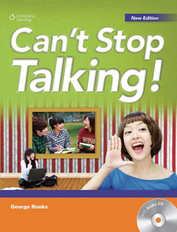 Can't Stop Talking  | Text with Audio CD