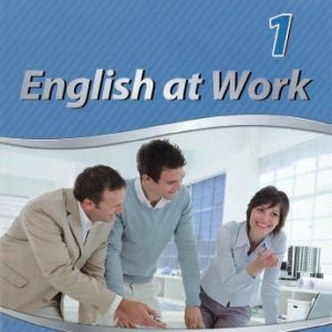 English at Work 1 | Student Book with MP3 Audio