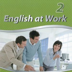 English at Work 2 | Student Book with MP3 Audio