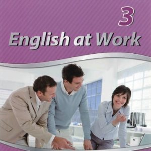 English at Work 3 | Student Book with MP3 Audio