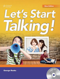 Let's Start Talking  | Text with Audio CD