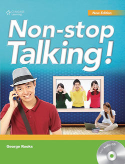 Non-Stop Talking | Text with Audio CD