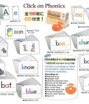 Click on Phonics | Cards & CD Set