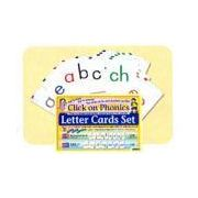 Click on Phonics | Letter Cards Set