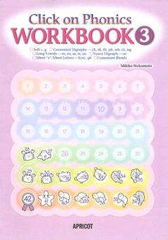 Click on Phonics | Workbook 3
