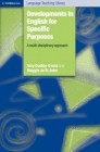Developments in English for Specific Purposes: A Multi-Disciplinary Approach | Paperback
