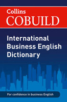 Collins COBUILD International Business English Dictionary | Paperback