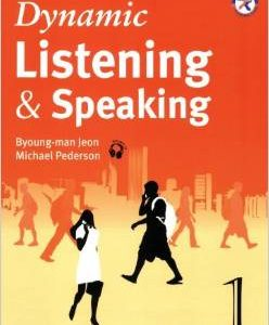 Dynamic Listening & Speaking 1 Student Book with MP3 CD
