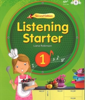 Listening Starter 2nd Edition 1 | Student Book with MP3 CD