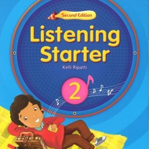 Listening Starter 2nd Edition 2 | Student Book with MP3 CD