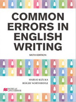 Common Errors in English Writing Sixth Edition | Student Book