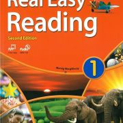 Real Easy Reading 2nd Edition 1 | Student Book with Workbook & Audio CD