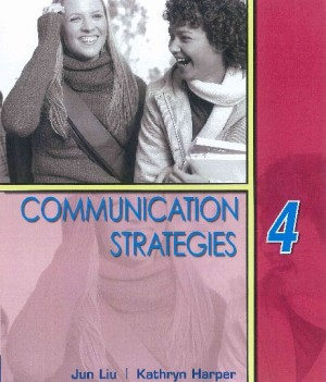 Communication Strategies 4 | Student Book