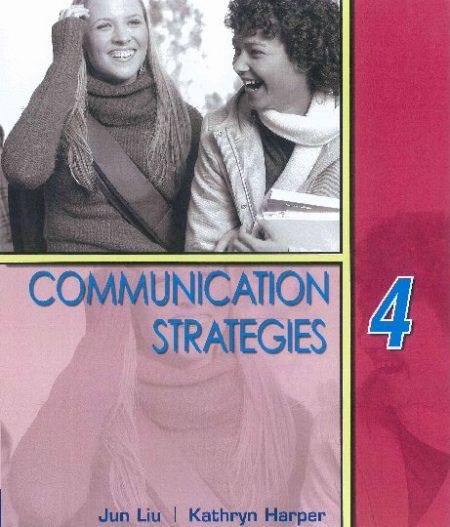 Communication Strategies 4 | Student Book