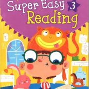 Super Easy 2nd Edition Reading 3 |  Student Book with Hybrid CD