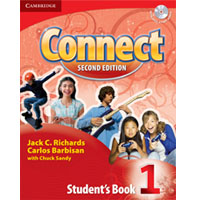 Connect Level 1 | Student's Book with Self-study Audio CD