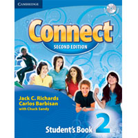 Connect Level 2 | Student's Book with Self-study Audio CD