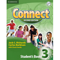 Connect Level 3 | Student's Book with Self-study Audio CD