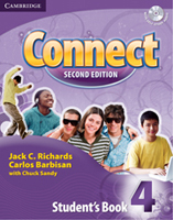 Connect Level 4 | Student's Book with Self-study Audio CD