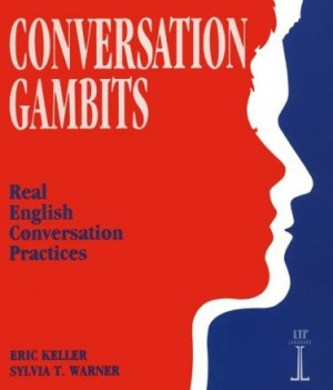 Conversation Gambits | Text | ETJ Book Service