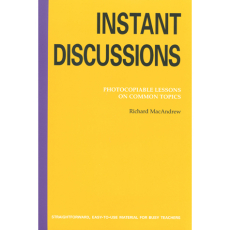 Instant Discussions | Photocopiable Text (96 pp)