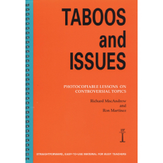 Taboos and Issues  | Photocopiable text (91 pp)
