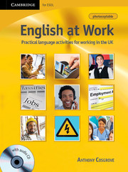 English at Work | Book
