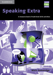 Speaking Extra | Book and Audio CD Pack