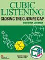 Cubic Listening: Closing the Culture Gap  2nd Edition | Student Book