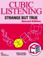 Cubic Listening: Strange But True 2nd Edition  | Student Book