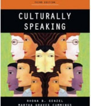 Culturally Speaking  | Audio CD