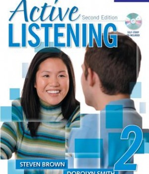 Active Listening 2 | Student's Book with Self-study Audio CD