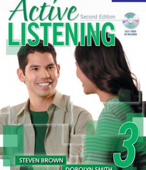 Active Listening 3 | Student's Book with Self-study Audio CD