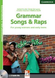 Grammar Songs and Raps | Teacher's Book with Audio CDs