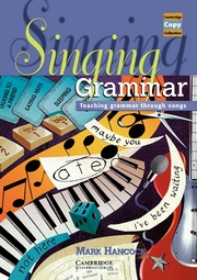 Singing Grammar: Teaching Grammar through Songs | Book and Audio CD