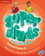 Super Minds American English 4 | Student's Book with DVD-ROM