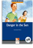Danger in the Sun | Reader / Audio CD