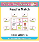 Dave and Amy Games