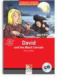 David and the Black Corsair | Reader / Audio CD
