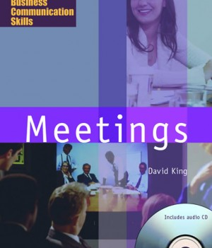 Business Communication Skills: Meetings | Book with Audio CD