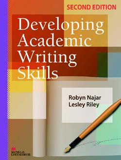 Developing Academic Writing Skills Second Edition  | Student Book