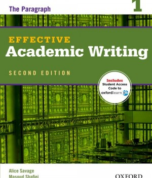 Effective Academic Writing: Level 1 | Student Book with Online Practice