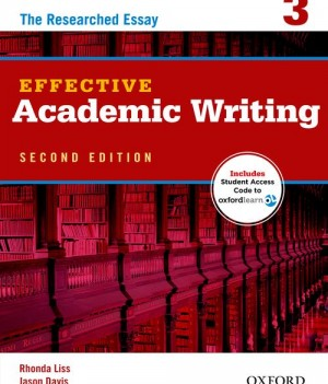 Effective Academic Writing: Level 3 | Student Book with Online Practice