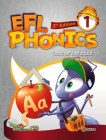 EFL Phonics 3rd Edition 1 | Teacher's Manual with Resource CD